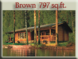 Cabin Brown