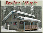 Cabin Fox Run