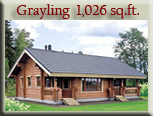 Cabin Grayling
