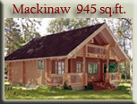 Cabin Mackinaw