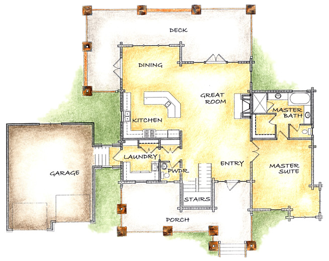 Southfork ranch house plans 28 images southfork ranch for Southfork ranch house plans